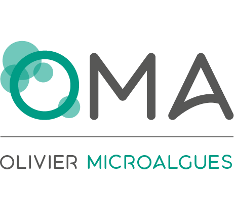 Logotype Olivier Microalgues