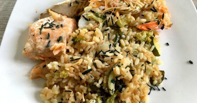 recette-risotto-spiruline-legumes-verts-oma